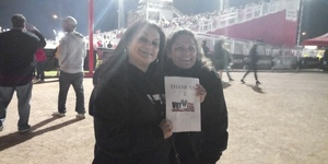 Denise attended 2019 Mobile Mini Sun Cup: Phoenix Rising vs. Real Salt Lake - USL on Feb 16th 2019 via VetTix