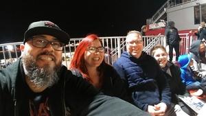 Julian attended 2019 Mobile Mini Sun Cup: Phoenix Rising vs. Real Salt Lake - USL on Feb 16th 2019 via VetTix