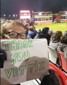 Roy attended 2019 Mobile Mini Sun Cup: Phoenix Rising vs. Real Salt Lake - USL on Feb 16th 2019 via VetTix