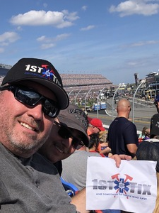 Click To Read More Feedback from 61st Annual Monster Energy Daytona 500 - NASCAR Cup Series