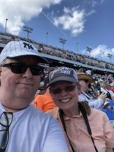 Shawn attended 61st Annual Monster Energy Daytona 500 - NASCAR Cup Series on Feb 17th 2019 via VetTix