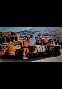 Jeffrey attended 61st Annual Monster Energy Daytona 500 - NASCAR Cup Series on Feb 17th 2019 via VetTix