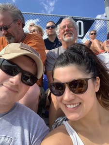 Britton attended 61st Annual Monster Energy Daytona 500 - NASCAR Cup Series on Feb 17th 2019 via VetTix