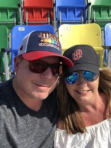Nicholas attended 61st Annual Monster Energy Daytona 500 - NASCAR Cup Series on Feb 17th 2019 via VetTix