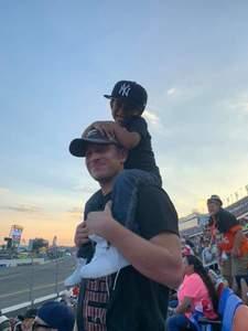 Ryan attended 61st Annual Monster Energy Daytona 500 - NASCAR Cup Series on Feb 17th 2019 via VetTix