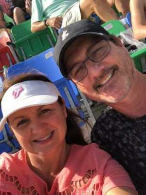 Jeffery attended 61st Annual Monster Energy Daytona 500 - NASCAR Cup Series on Feb 17th 2019 via VetTix