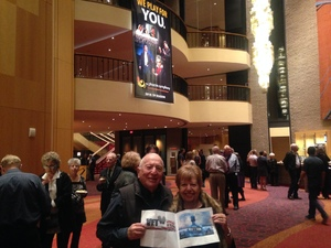 edward attended The Ruth Moody Band on Feb 12th 2019 via VetTix