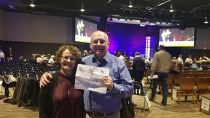 Mike attended The Ruth Moody Band on Feb 12th 2019 via VetTix