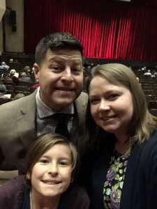 christopher attended Arizona Opera Presents: Silent Night - Saturday Performance on Mar 9th 2019 via VetTix