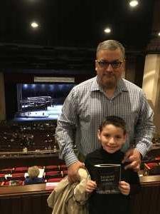 Manuel attended Arizona Opera Presents: Silent Night - Saturday Performance on Mar 9th 2019 via VetTix