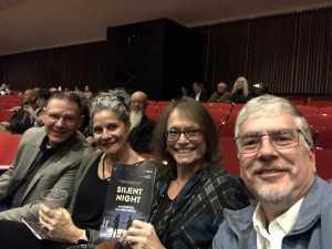 Thomas attended Arizona Opera Presents: Silent Night - Saturday Performance on Mar 9th 2019 via VetTix