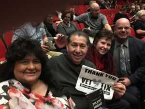Angel attended Arizona Opera Presents: Silent Night - Saturday Performance on Mar 9th 2019 via VetTix