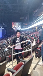 Ramon attended Kiss: End of the Road World Tour on Feb 13th 2019 via VetTix