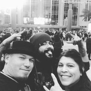 christopher attended Kiss: End of the Road World Tour on Feb 13th 2019 via VetTix