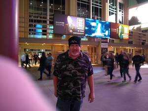 ken attended Kiss: End of the Road World Tour on Feb 13th 2019 via VetTix