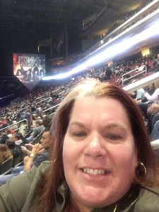 Rebecca attended Kiss: End of the Road World Tour on Feb 13th 2019 via VetTix
