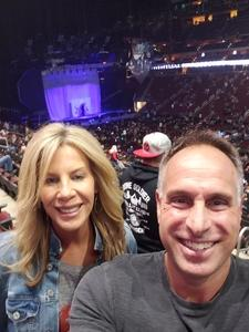 Andrew attended Kiss: End of the Road World Tour on Feb 13th 2019 via VetTix