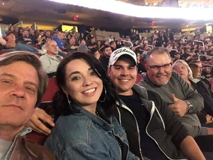 Colby attended Kiss: End of the Road World Tour on Feb 13th 2019 via VetTix