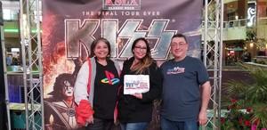M.Hernandez attended Kiss: End of the Road World Tour on Feb 13th 2019 via VetTix