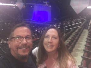 Kerry attended Kiss: End of the Road World Tour on Feb 13th 2019 via VetTix