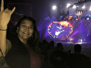 Brandon attended Kiss: End of the Road World Tour on Feb 13th 2019 via VetTix