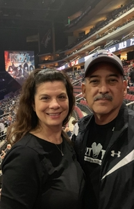 Troy attended Kiss: End of the Road World Tour on Feb 13th 2019 via VetTix