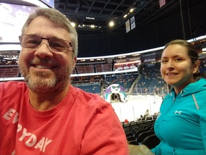 Daniel attended Orlando Solar Bears vs. Jacksonville Icemen - ECHL on Feb 15th 2019 via VetTix