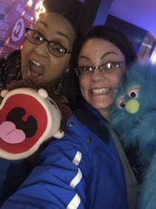 Heather attended Avenue Q - Wednesday on Feb 13th 2019 via VetTix