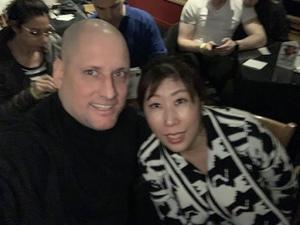 Robbie attended Punch Line Sacramento - Grant Lyon on Feb 17th 2019 via VetTix