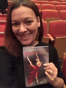 Shannon attended Ballet Arizona Presents Firebird & La Sylphide - Fiday on Feb 15th 2019 via VetTix