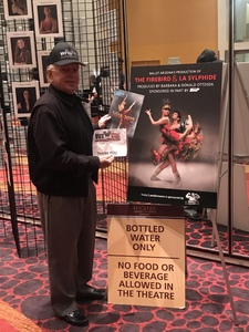 Click To Read More Feedback from Ballet Arizona Presents Firebird & La Sylphide - Saturday Evening