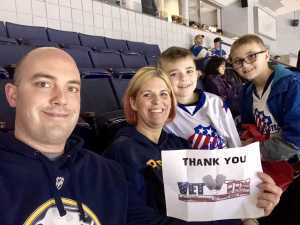 Click To Read More Feedback from Rochester Americans vs Cleveland Monsters - AHL