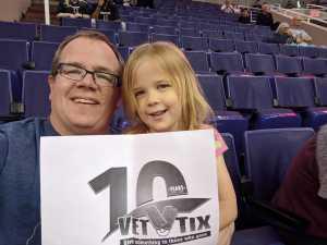 Christopher attended Arizona Rattlers vs. Cedar Rapids River Kings - IFL on Mar 3rd 2019 via VetTix