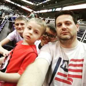 Benjamin attended Arizona Rattlers vs. Cedar Rapids River Kings - IFL on Mar 3rd 2019 via VetTix