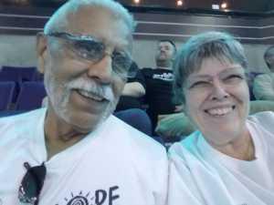 Theresa attended Arizona Rattlers vs. Cedar Rapids River Kings - IFL on Mar 3rd 2019 via VetTix