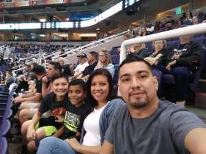 jairo attended Arizona Rattlers vs. Cedar Rapids River Kings - IFL on Mar 3rd 2019 via VetTix