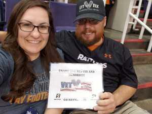 Click To Read More Feedback from Arizona Rattlers vs. Cedar Rapids River Kings - IFL