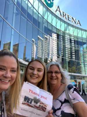 Tamara attended Arizona Rattlers vs. Cedar Rapids River Kings - IFL on Mar 3rd 2019 via VetTix