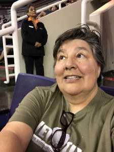 Isabel attended Arizona Rattlers vs. Cedar Rapids River Kings - IFL on Mar 3rd 2019 via VetTix