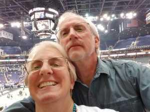 Peggy attended Arizona Rattlers vs. Sioux Falls Storm - IFL on Mar 31st 2019 via VetTix