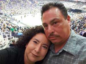 Christopher attended Arizona Rattlers vs. Tucson Sugar Skulls - IFL on Mar 16th 2019 via VetTix