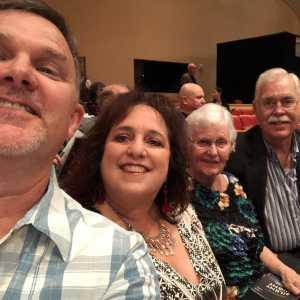 John attended Arizona Opera - Silent Night - Saturday Performance on Mar 2nd 2019 via VetTix