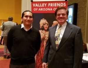 Darrin attended Arizona Opera - Silent Night - Saturday Performance on Mar 2nd 2019 via VetTix
