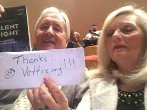 Michael attended Arizona Opera - Silent Night - Saturday Performance on Mar 2nd 2019 via VetTix