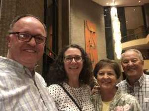 Gary attended Arizona Opera - Silent Night - Saturday Performance on Mar 2nd 2019 via VetTix