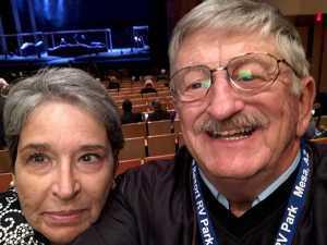 Donald attended Arizona Opera - Silent Night - Saturday Performance on Mar 2nd 2019 via VetTix