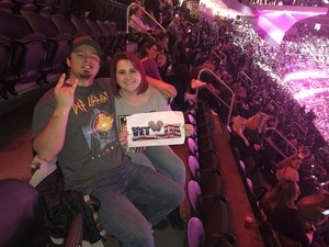Travis attended Kiss - End of the Road Tour on Feb 15th 2019 via VetTix