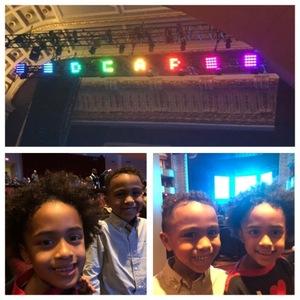 Austin attended Disney's Dcappella - Other on Feb 17th 2019 via VetTix