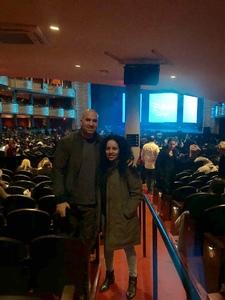 Daniel attended Disney's Dcappella - Other on Feb 17th 2019 via VetTix