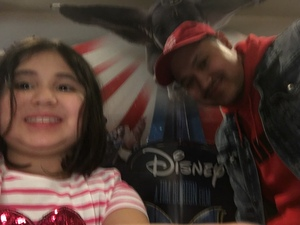 alfred attended Disney's Dcappella - Other on Feb 17th 2019 via VetTix